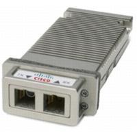 Cisco media converter: 10-Gbps Fibre Channel-Long-reach, X2, SC, Spare
