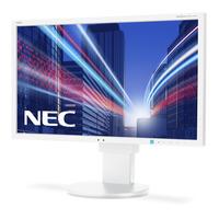 NEC monitor: MultiSync EA234WMi - Wit