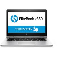 HP laptop: EliteBook x360 1030 G2 i7-7500U - Zilver