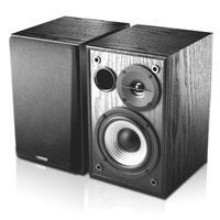 Edifier Speaker: 24W, 85 dB, RCA x 2 - Zwart
