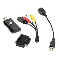 König video capture board: USB 2.0 video grabber