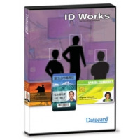 DataCard ID Works Basic Grafische software