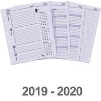 Kalpa Junior organiser-vulling week-agenda 2019 en 2020 schrijfblok