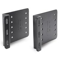 APC rack toebehoren: Bracket Kit, Zero U PDU, HP - Zwart