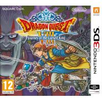Nintendo game: Dragon Quest 8: Journey of the Cursed King  3DS