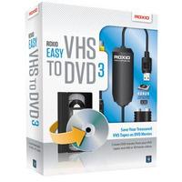 Corel Easy VHS to DVD 3, Win, ML videosoftware