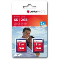 AgfaPhoto 2GB SD (10404)