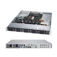 Supermicro server barebone: SuperServer 1028R-WC1RT - Zwart
