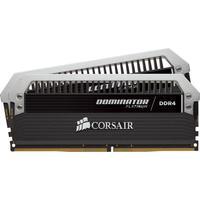 Corsair RAM-geheugen: DOMINATOR Platinum, 8GB, DDR4, 3866MHz - Zwart, Platina