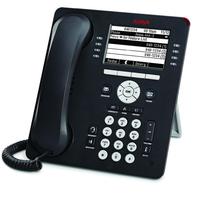 Avaya IP telefoon: 9608G 4 Pack - Grijs