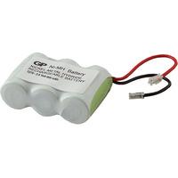 GP Batteries : NiMH rechargeable batteries T279 - Wit