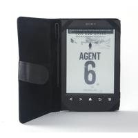 Odyssey , Cover f/ Sony PRS-T2/T1, Zwart e-book reader case