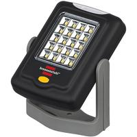 Brennenstuhl zaklantaarn: 20 + 3 SMD LED-Universal Lamp HL DB 203 MH 20LED=>105lm + 3LED=>18lm 6000K 3xAAA (included) .....