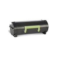 Lexmark cartridge: 502U - Zwart