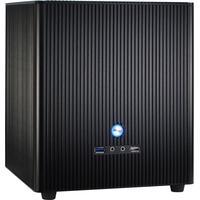 Inter-Tech behuizing: E-M3 - Zwart