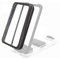 RAM Mounts Aqua Box Pro 20 i5 Lens Mobile phone case - Zwart, Transparant