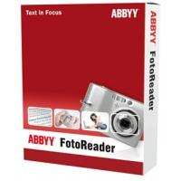ABBYY OCR software: FotoReader