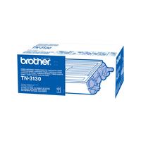Brother cartridge: TN3130 - Zwart