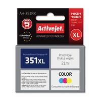 ActiveJet inktcartridge: AH-E38 - Cyaan, Magenta, Geel
