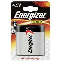 Energizer batterij: batterij MAX 4.5V BP1 - Zwart, Zilver