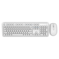DELL KM636 - QWERTY toetsenbord - Wit