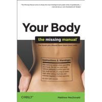 Pogue Press algemene utilitie: Your Body: The Missing Manual - EPUB formaat