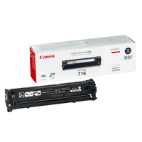 Canon toner: Cartridge 716 Black - Zwart
