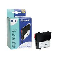 Pelikan inktcartridge: 1 Patrone-cartouche-cartridge - Zwart