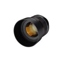 Samyang AF 85mm F1.4 FE camera lens - Zwart