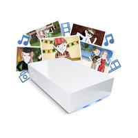 LaCie NAS: CloudBox 3TB - Wit