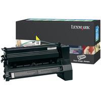 Lexmark cartridge: C782, X782e 15 K gele retourprogr. printcartr. - Geel