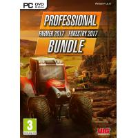 UIG Entertainment game: Farmer / Forestry The Simulation 2017 (Bundel)  PC