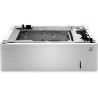 HP Color LaserJet medialade voor 550 vel Papierlade - Wit