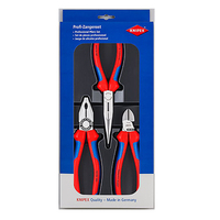 Knipex tang: Set of assembly pliers