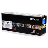 Lexmark toner: Toner Cartridge XS 364 DN, Black, 9000 Pages - Zwart