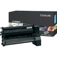 Lexmark toner: C77x, X772e 6K zwarte printcartridge