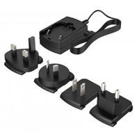 Vision netvoeding: Pwer Supply 5 volt / 2 amp - Zwart