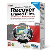 Iolo backup software: Search & Recover