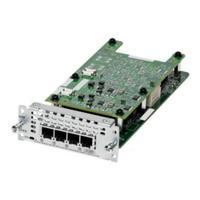 Cisco NIM-4BRI-NT/TE= voice network module