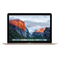 "Apple laptop: MacBook 12"" Retina Gold 256GB - Goud"