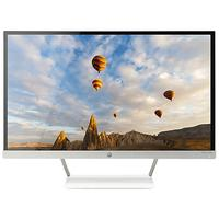 HP monitor: Pavilion 27xw - Zilver (Approved Selection One Refurbished)