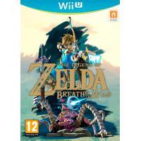 Nintendo game: Legend of Zelda: Breath of the Wild  Wii U