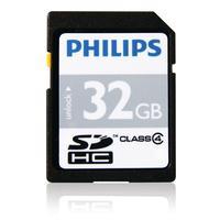 Philips flashgeheugen: SD-kaarten FM32SD35B/10
