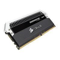 Corsair RAM-geheugen: Dominator Platinum 8GB  DDR4  4000MHz - Zwart, Grijs, Zilver