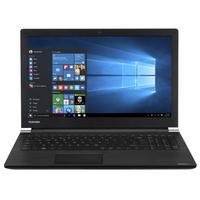Toshiba laptop: Satellite Pro Satellite Pro A50-D-10J - Zwart, Grafiet