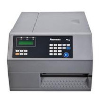Intermec labelprinter: PX6i - Zilver, numeric