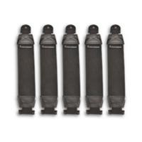Intermec camera riem: Kit, Handstrap, f/CK70/71, 5 Pack - Zwart