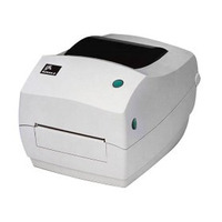 Zebra labelprinter: GC420t - Wit