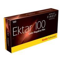 KODAK PROFESSIONAL EKTAR 100 120 5-PACK