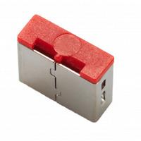 Smartkeeper USB Port Lock - Grijs,Rood